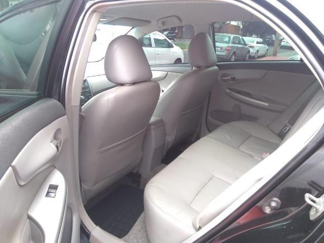 Corolla Xei 1.8 Flex 09/2010 - Foto 12