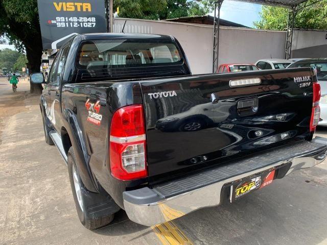 Hilux SRV 3.0 4X4 CD 16V Turbo Intercooler Diesel 4P Manual - Liberada para Viajar - Foto 6