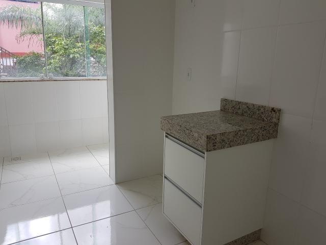 Apartamento para aluguel, 2 quartos, 1 vaga, iporanga - sete lagoas/mg - Foto 4