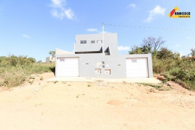 Casa residencial para aluguel, 3 quartos, 1 vaga, joão paulo ii - divinópolis/mg - Foto 17