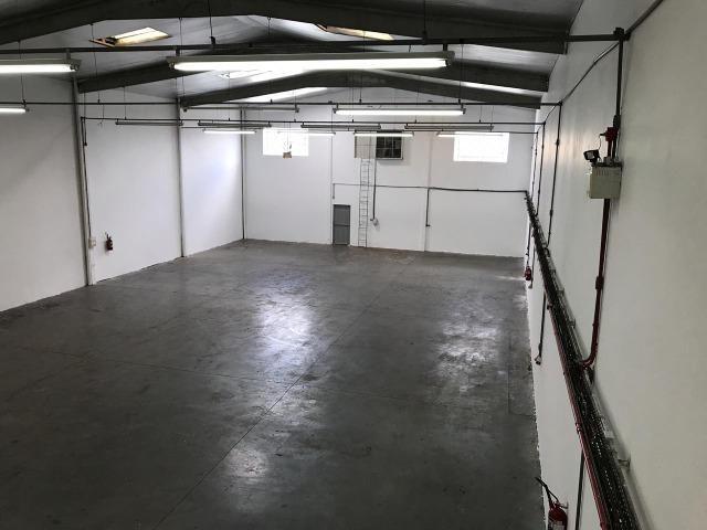 Galpão para locação em Palhoça 650 m² com mezanino - Foto 8