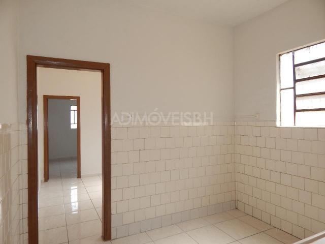 Barracão para aluguel, 1 quarto, caiçaras - belo horizonte/mg - Foto 4