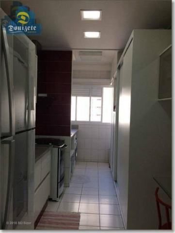 Apartamento com 3 dormitórios à venda, 89 m² por r$ 590.000,10 - cerâmica - são caetano do - Foto 19