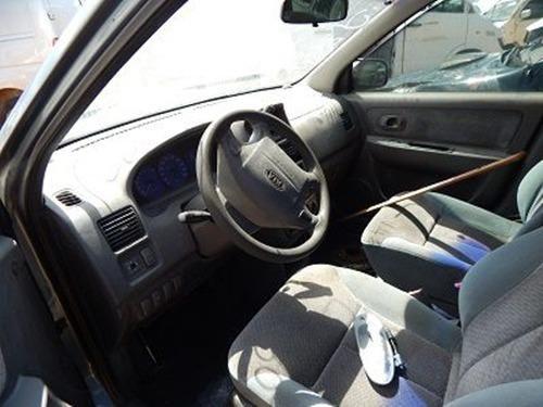 Sucata Kia Carens 1.8 16V Automático LS 2001 Para Retirada de Peças - Foto 5