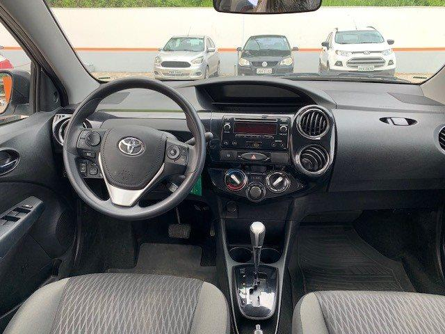 TOYOTA ETIOS 2018/2019 1.5 X SEDAN 16V FLEX 4P MANUAL - Foto 9