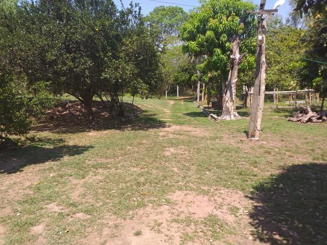Chácara na beira do rio coxipo - Foto 9