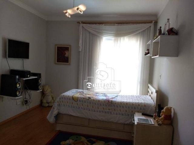 Sobrado com 4 dormitórios à venda, 427 m² por r$ 1.690.000,01 - campestre - santo andré/sp - Foto 14