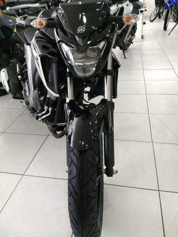 Entrada de R$ 4100 + 48x 598 Yamaha Fazer 250cc ABS 21/21 Imperdível - Foto 4