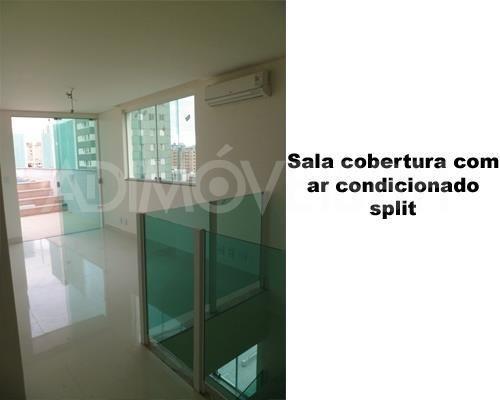 Cobertura à venda, 3 quartos, 4 vagas, gutierrez - belo horizonte/mg - Foto 10