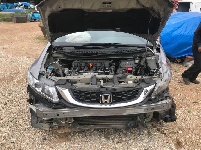 Sucata Honda Civic EXR 2.0 i-VTEC (Aut) (Flex) 2015/2016 para Retirada de Peças - Foto 6