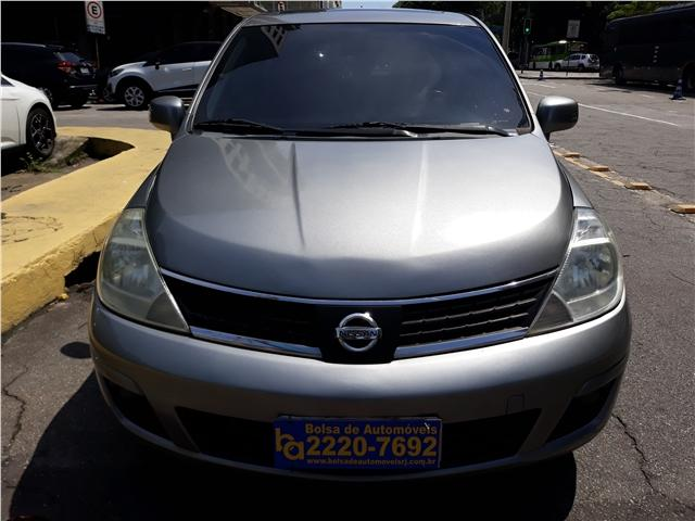 NISSAN TIIDA 1.8 16V SL GASOLINA MANUAL