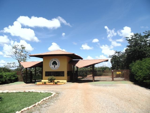 Terreno 02 Hectares Cond. Mansões Park Brasília - Área Rural Nova Betania Df - 135