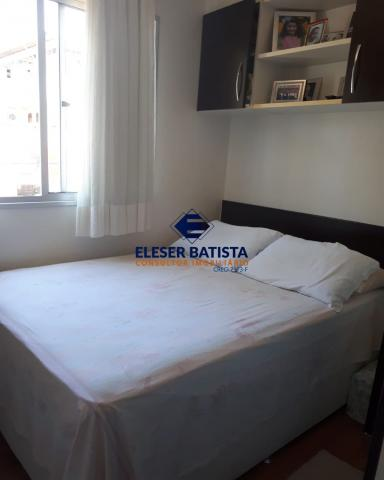 Apartamento à venda com 2 dormitórios em Edifício rio manguinhos, Serra cod:AP00144 - Foto 6