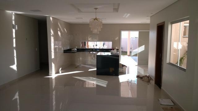 Samuel Pereira oferece: Casa Alto da Boa Vista Nova Moderna Escriturado 3 Suites Armários - Foto 8