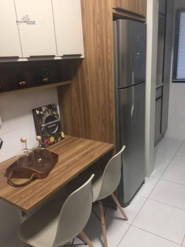 Apartamento com 2 dormitórios à venda, 61 m² por R$ 213.000,00 - Pioneiros Catarinenses -  - Foto 8