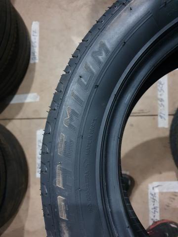 4 pneus 195/55/16 novo remold gp premium - Foto 4