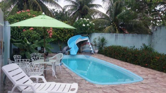 Casa com 3/4 à venda, 160 m² por r$ 280.000 - passagem de areia - parnamirim/rn - Foto 10