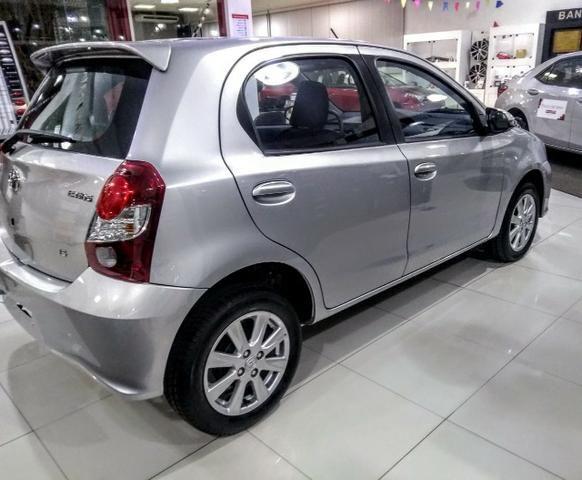 Toyota Etios 2020 Zero - Foto 8