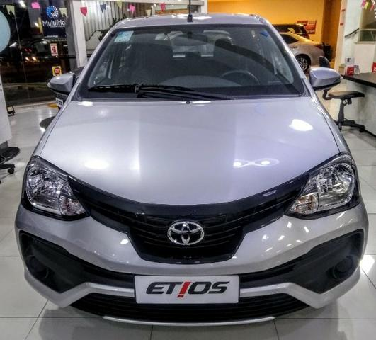 Toyota Etios 2020 Zero