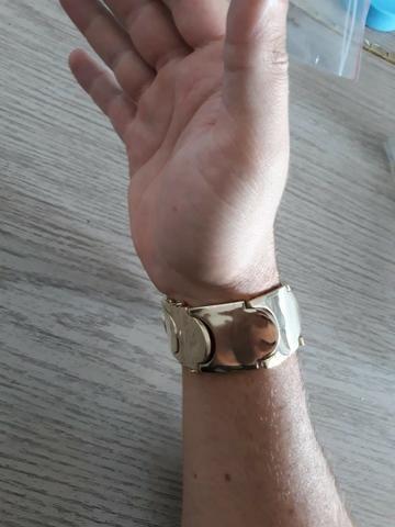 Chegou!! Bracelete moeda entrega grátis!! - Foto 5