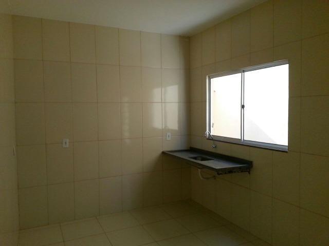 Casa Nova, 3 Quartos, Suíte, Residencial Santa Rita, Goiânia-GO - Foto 7