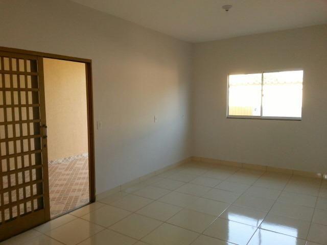 Casa Nova, 3 Quartos, Suíte, Residencial Santa Rita, Goiânia-GO - Foto 6