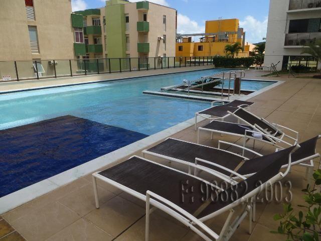 Apartamento 105m, 3/4, 2 vagas, andar alto, Capim Macio, Natal, RN - Foto 14