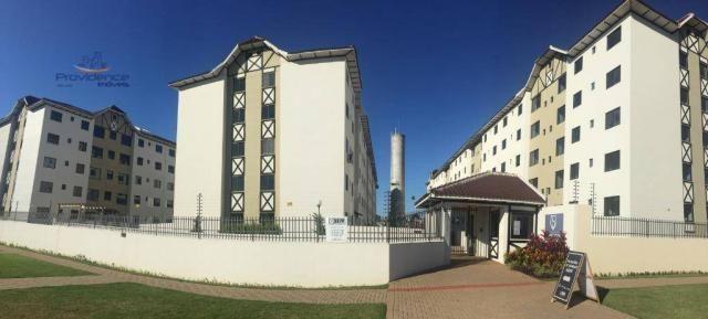 Apartamento com 2 dormitórios à venda, 61 m² por R$ 213.000,00 - Pioneiros Catarinenses -