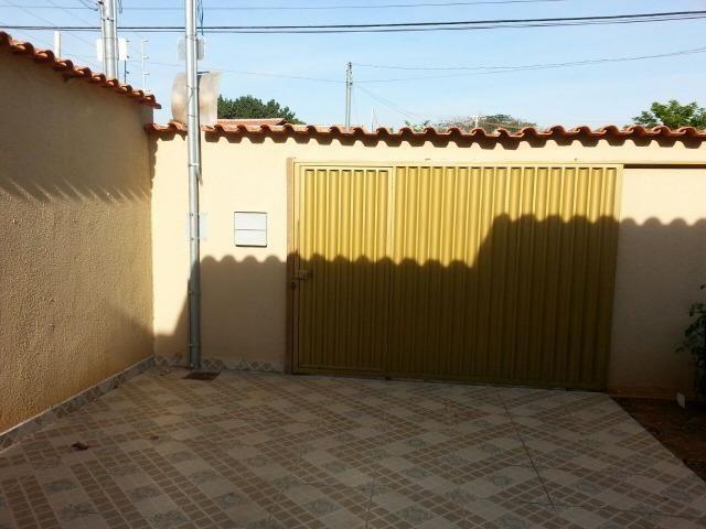 Casa Nova, 3 Quartos, Suíte, Residencial Santa Rita, Goiânia-GO - Foto 4
