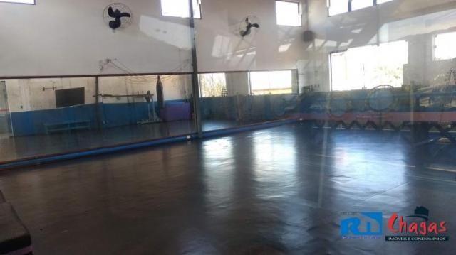 Academia com piscina olímpica aquecida, caraguatatuba - Foto 12