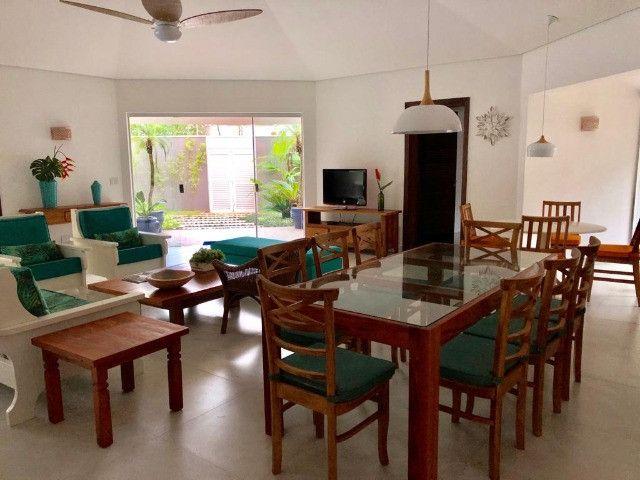 Casa com 4 suítes - Novinha perto da praia - Foto 5