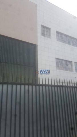 Galpão para alugar, 749 m² por R$ 8.500,00/mês - Chácara do Solar I (Fazendinha) - Santana - Foto 4