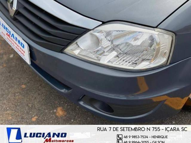 Renault LOGAN Expression Hi-Flex 1.6  - Foto 9