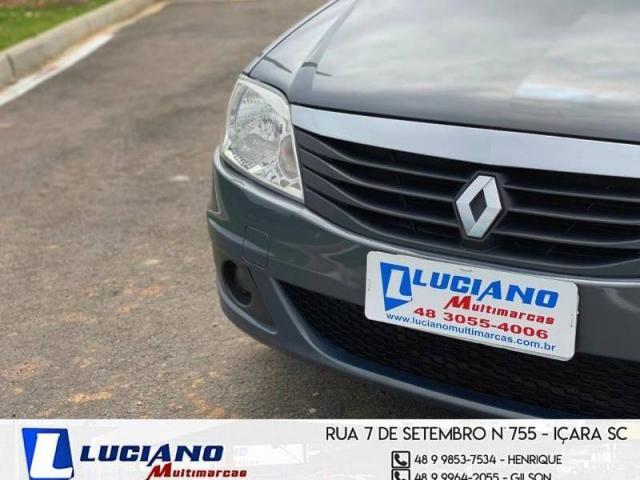 Renault LOGAN Expression Hi-Flex 1.6  - Foto 8