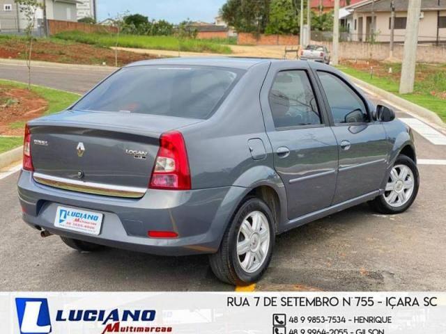 Renault LOGAN Expression Hi-Flex 1.6  - Foto 4