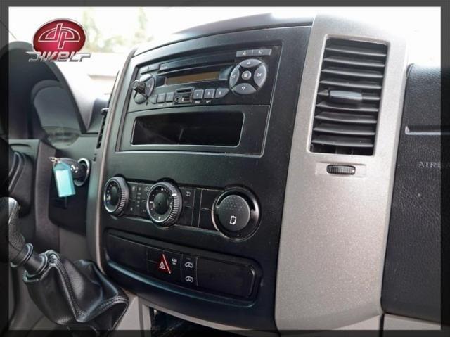 Mercedes Sprinter Furgão Curto 313 CDI Street Teto Baixo - Foto 15