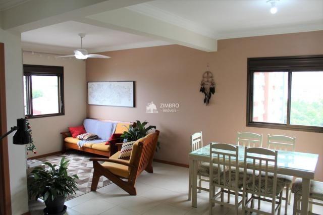 Lindo Duplex de excelente padrão a venda no centro de Santa Maria - Foto 2