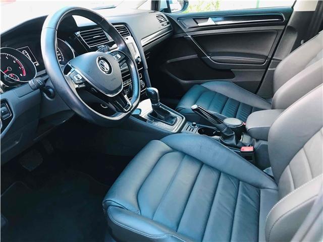 Volkswagen Golf 1.4 tsi highline 16v total flex 4p tiptronic - Foto 8