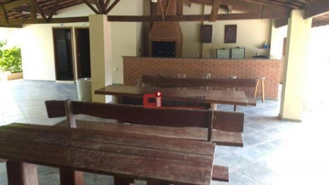 Chácara com 3 dormitórios para alugar, 2600 m² por R$ 5.500,00/mês - Jardim Roseira de Cim - Foto 2