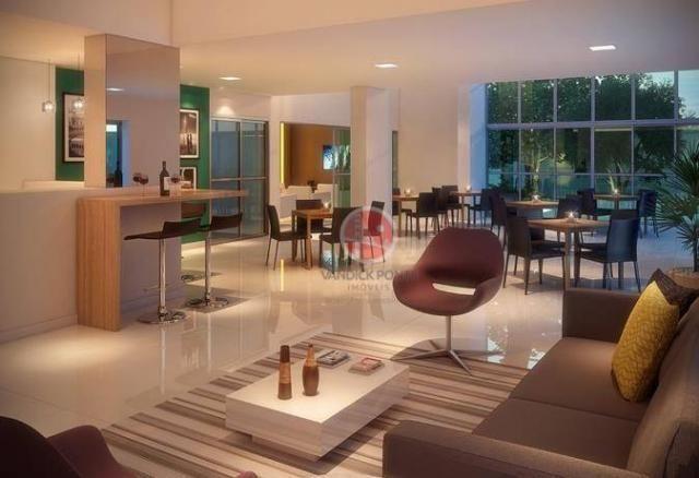 Apartamento com 2 dormitórios à venda, 56 m² por R$ 500.000,00 - Benfica - Fortaleza/CE - Foto 11