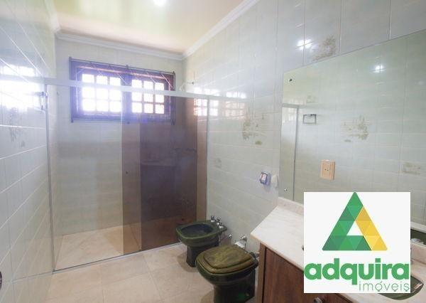 Casa sobrado com 4 quartos - Bairro Jardim Carvalho em Ponta Grossa - Foto 18