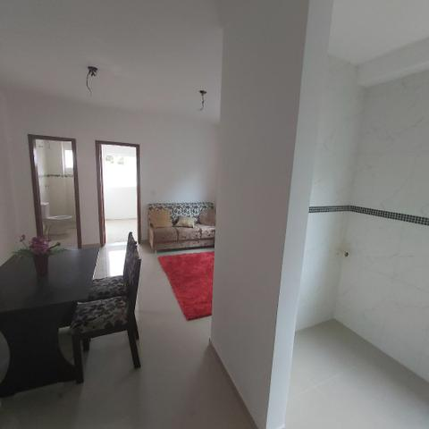 // Lindo Apartamento,  Novo, entrada 12x, aceita veículo.  02Q,sacada. - Foto 3