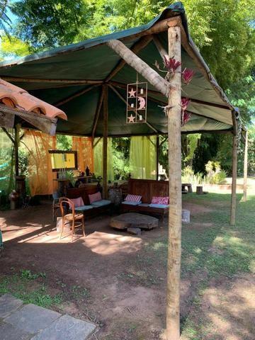 Sítio com área total 7.242,00 m² - Bairro Secretário - Petrópolis, RJ - Foto 5