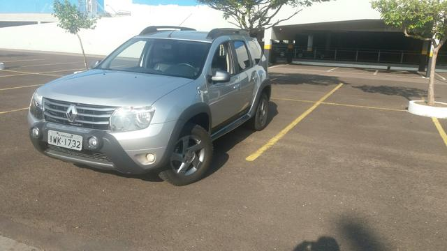 Duster 2015 2 0 tech road 4x4 nova - Foto 5