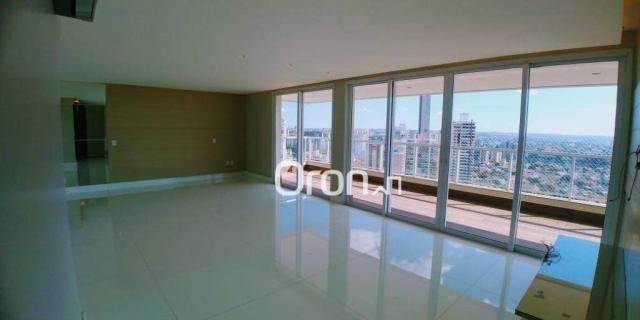 Cobertura com 5 dormitórios à venda, 467 m² por R$ 3.290.000,00 - Setor Bueno - Goiânia/GO - Foto 17