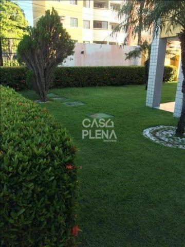Apartamento à venda, 60 m² por R$ 247.000,00 - Cidade dos Funcionários - Fortaleza/CE - Foto 3