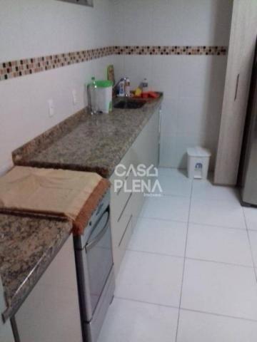 Apartamento com 3 dormitórios à venda, 128 m², R$ 285.000 - AP0022 - Montese - Fortaleza/C - Foto 5
