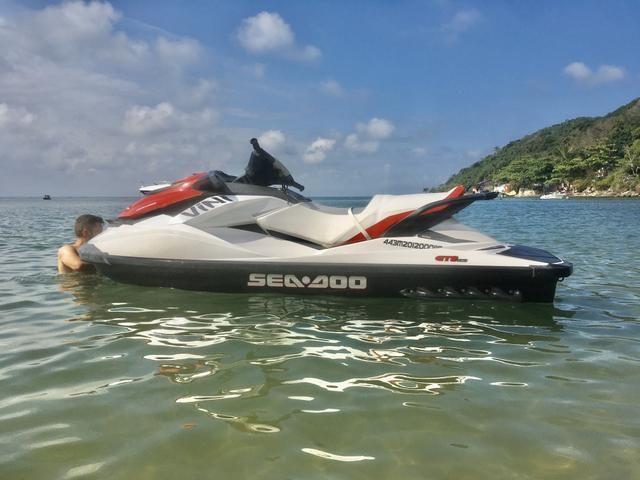 Jet SKI 2012 bem cuidado
