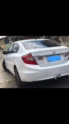 Baixei pra vender Honda CIVC LXL 1.8 2012