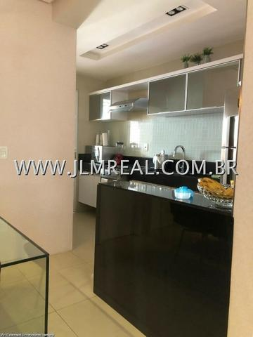 (Cod.:109) Porteira Fechada, Vendo Duplex - Condomínio Fechado - Foto 2